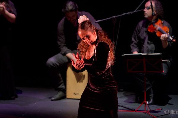 """""""Reflejo"""" en el Festival Suma Flamenca de Madrid"""