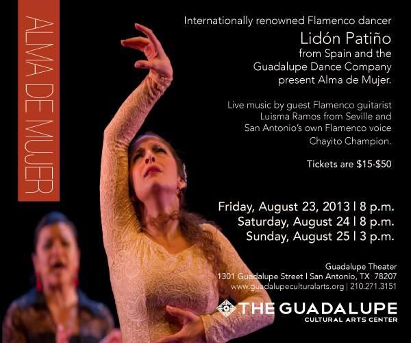 """""""Alma de Mujer"""". The Guadalupe Dance Company"""