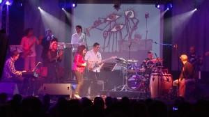 Flamenco en Backstage - Lidón Patiño