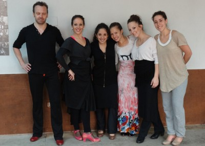 Flamenco Lidon Patiño