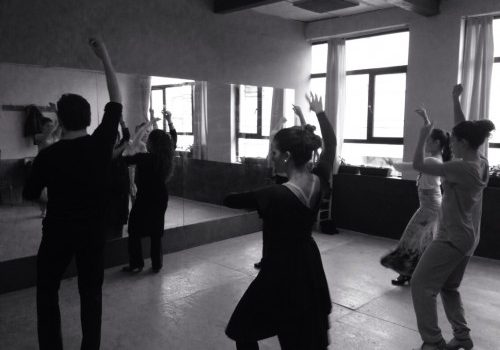 curso intensivo de flamenco madrid