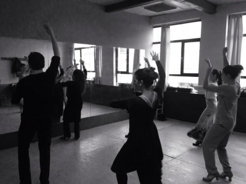 curso intensivo de flamenco madrid