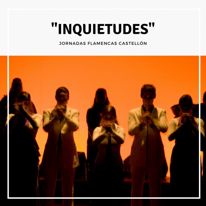 """""""Inquietudes"""" Jornadas flamencas"""