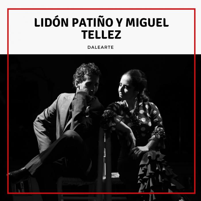 """Dalearte"" Miguel Téllez y Lidón Patiño"