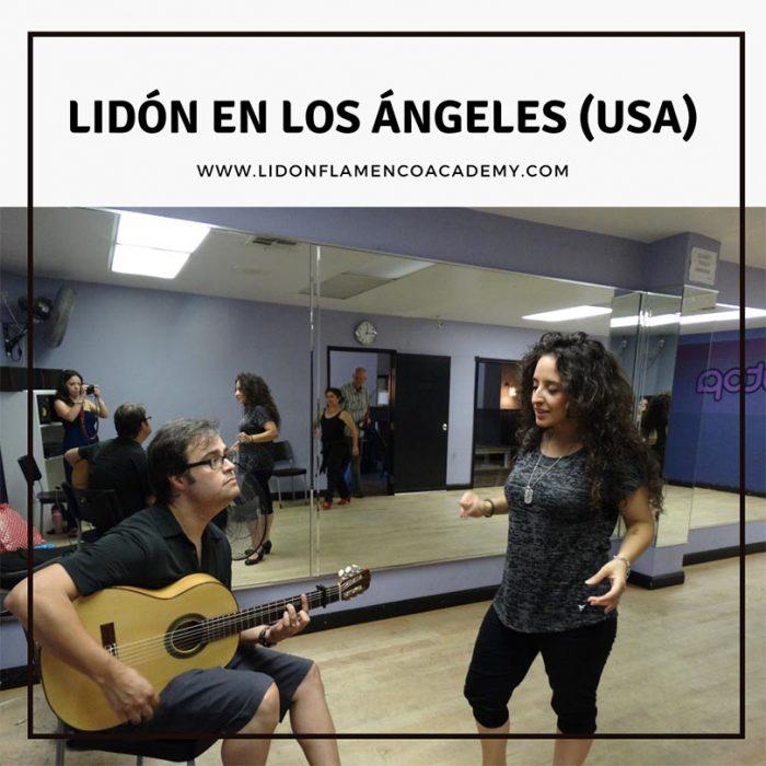 Lidón en Los Ángeles (USA)