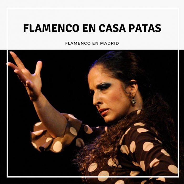 Flamenco en Madrid, Casa Patas