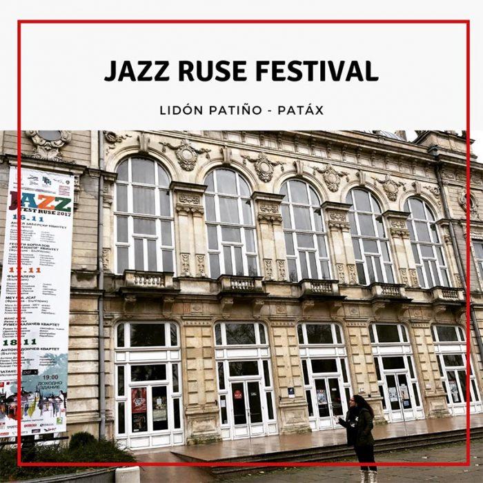 Jazz Ruse Festival – Patáx