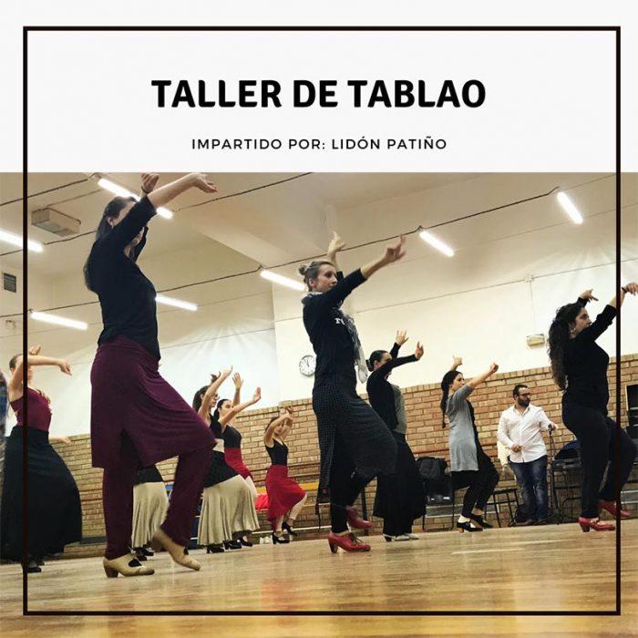 Taller de Tablao – Lidón Patiño