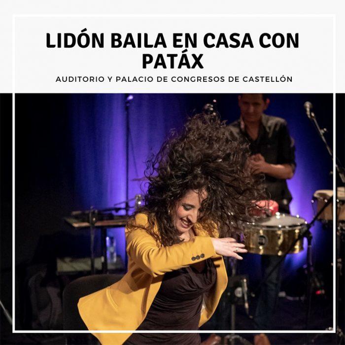 Lidón baila en casa con Patáx