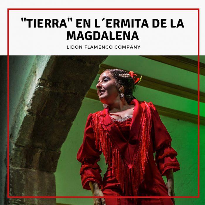 """Lidón Patiño presenta """"Tierra"""" en el Festival """"Nits d´estiu a l´ermita de la Magdalena"""""""