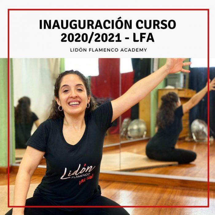 Inauguración del curso 20/21 en Lidón Flamenco Academy