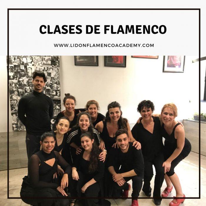 Clases de Flamenco por Bulerías
